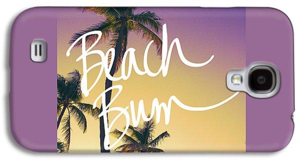 Evening Beach Bum Galaxy S4 Case