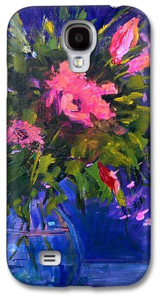 Evening Blooms Galaxy S4 Case