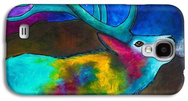 Evening Elk Galaxy S4 Case