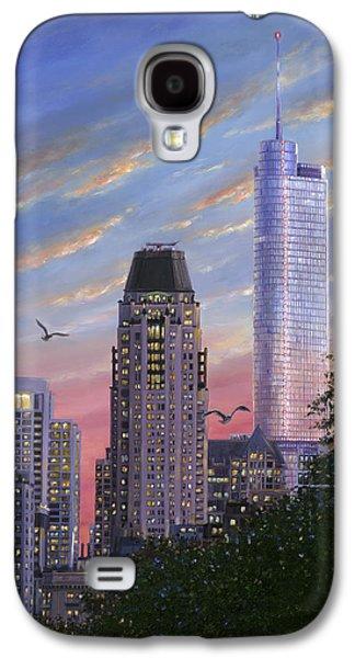 Evening Flight Galaxy S4 Case