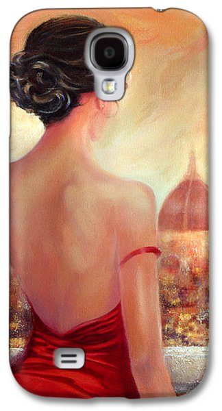 Evening In Florence Galaxy S4 Case