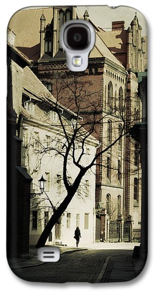 Evening In Wroclaw Galaxy S4 Case by Cambion Art