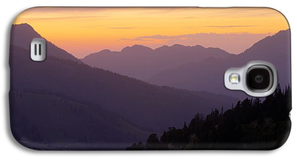 Layers Galaxy S4 Case - Evening Layers by Chad Dutson