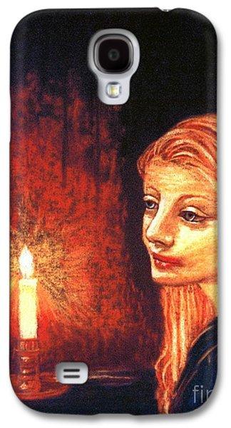 Evening Prayer Galaxy S4 Case by Jane Small