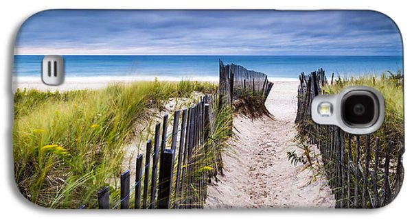 Flying Point Beach Vista Galaxy S4 Case by Ryan Moore