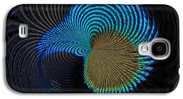 Eye Of The Peacock Galaxy S4 Case