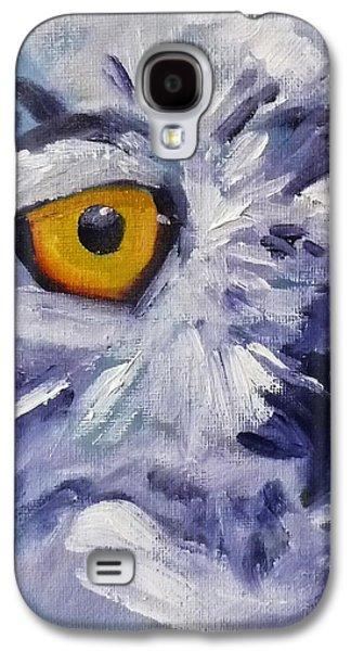 Eye On You Galaxy S4 Case by Nancy Merkle