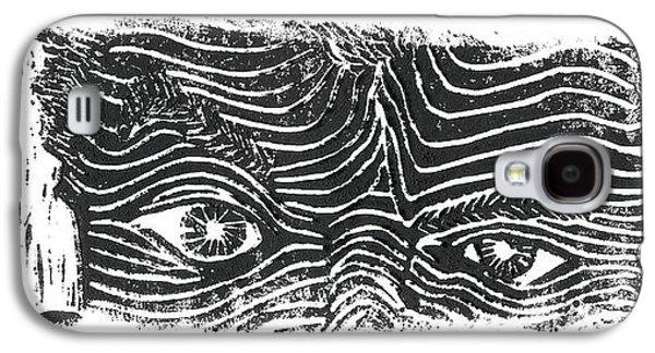 Eye Spy Galaxy S4 Case by Jame Hayes