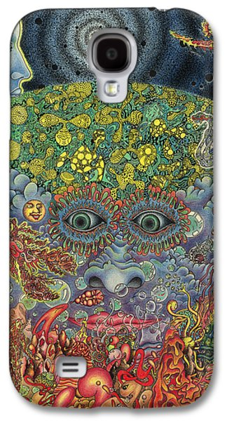 Eyes Of The Mind Galaxy S4 Case