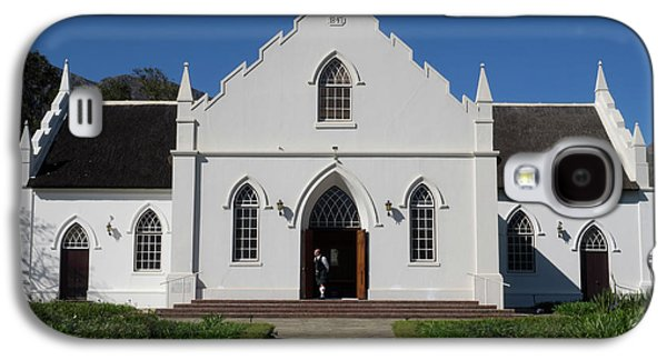 Facade Of Dutch Reformed Church Galaxy S4 Case by Panoramic Images