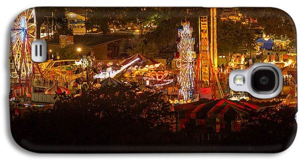 Fair Time In Paso Robles Galaxy S4 Case