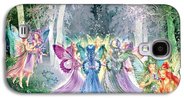 Fairies Song Galaxy S4 Case by Zorina Baldescu