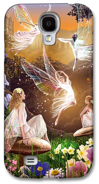 Fairy Ballet Galaxy S4 Case by Garry Walton