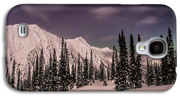 Fairy Meadows Northern Lights Galaxy S4 Case