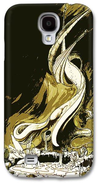 Fee Galaxy S4 Case by Julio Lopez