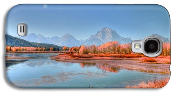 Fall At Oxbow Bend Galaxy S4 Case by Kathleen Struckle