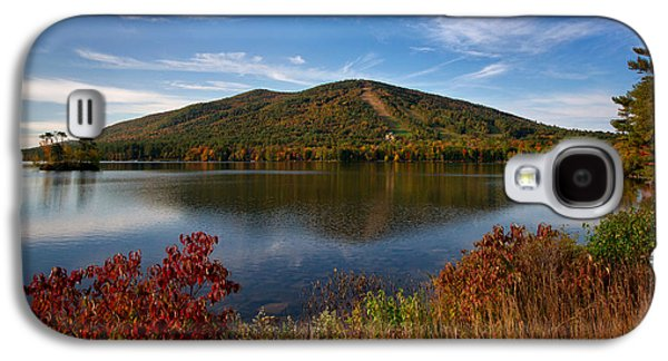 Fall At Shawnee Peak Galaxy S4 Case