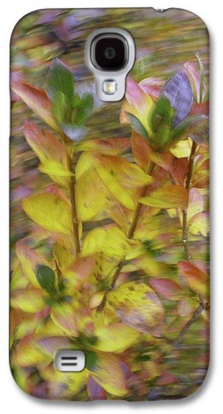 Autumn Azaleas 3 Galaxy S4 Case