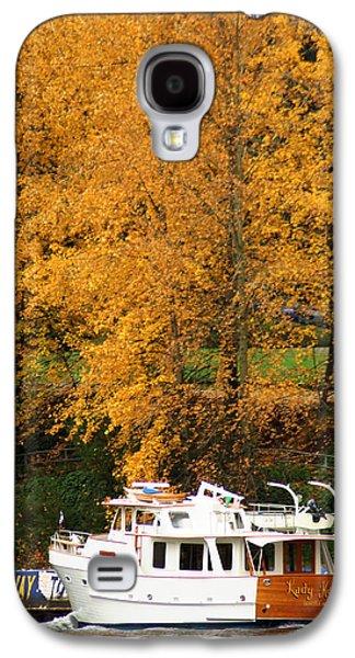 Fall Cruise Galaxy S4 Case by Erin Kohlenberg