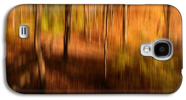 Fall Divine Galaxy S4 Case by Lourry Legarde