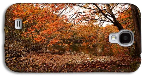 Fall Escape Galaxy S4 Case by Lourry Legarde