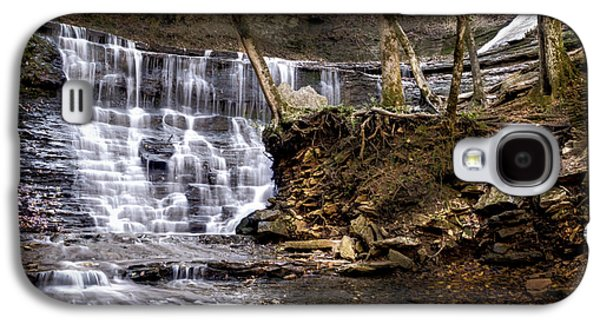 Fall Hollow Falls Natchez Trace Parkway Tennessee Galaxy S4 Case by Joe Granita