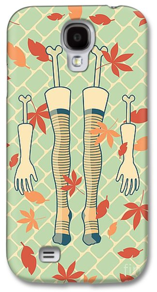 Fall In Love Galaxy S4 Case