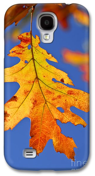 Fall Oak Leaf Galaxy S4 Case