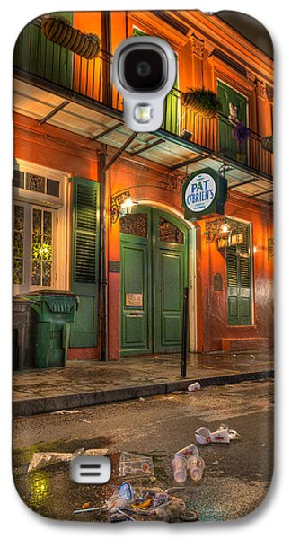 Fall-out From Pat O'briens Galaxy S4 Case