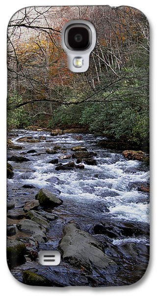 Fall Seclusion Galaxy S4 Case by Skip Willits