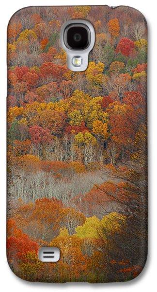 Fall Tunnel Galaxy S4 Case