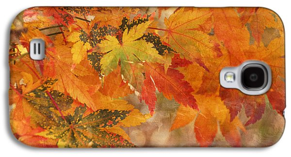 Falling Colors I Galaxy S4 Case