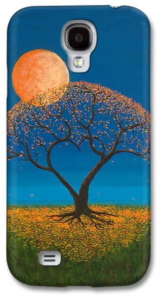 Falling For You Galaxy S4 Case by Jerry McElroy