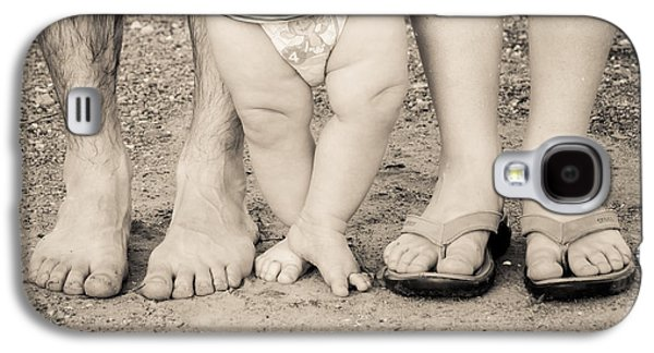 Family Feets Galaxy S4 Case