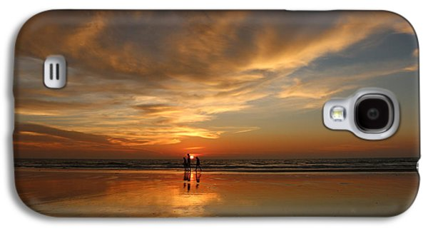 Family Reflections At Sunset - 2 Galaxy S4 Case