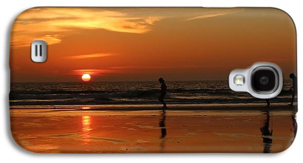 Family Reflections At Sunset - 5 Galaxy S4 Case