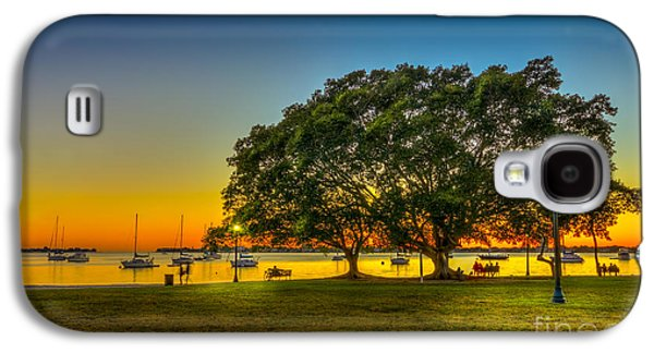 Family Sunset Galaxy S4 Case by Marvin Spates
