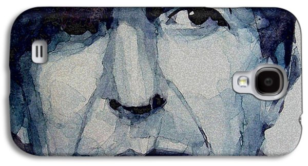 Famous Blue Raincoat Galaxy S4 Case by Paul Lovering