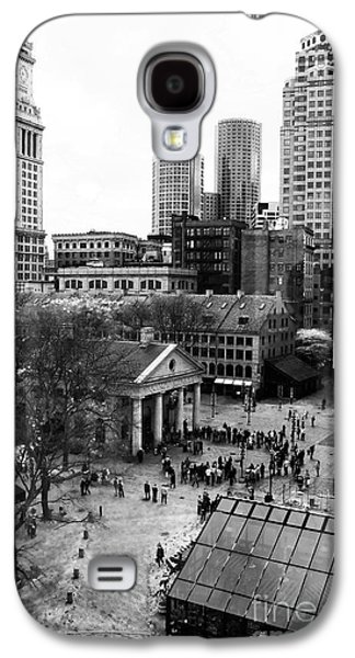Faneuil Hall Marketplace Galaxy S4 Case