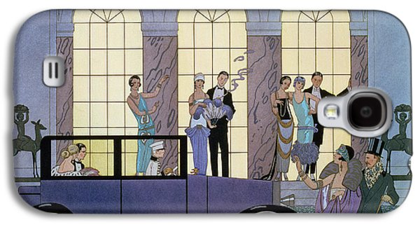 Farewell Galaxy S4 Case by Georges Barbier