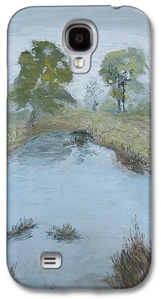Farm Pond Galaxy S4 Case by Dwayne Gresham