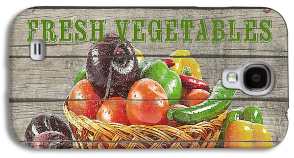 Farm To Table Vegetables-jp2632 Galaxy S4 Case
