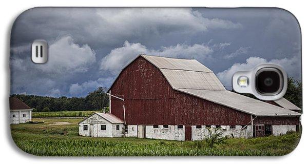 Farming Galaxy S4 Case by Debra and Dave Vanderlaan