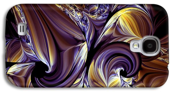 Fashion Statement Abstract Galaxy S4 Case