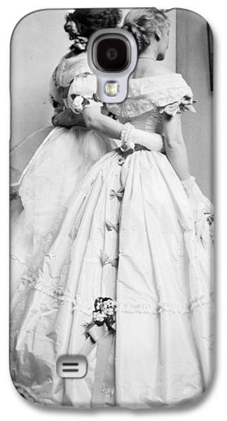 Fashion Women, 1906 Galaxy S4 Case