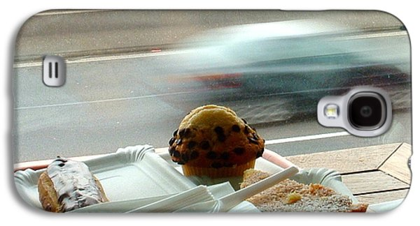 Galaxy S4 Case featuring the photograph Fast Sugar by Marc Philippe Joly