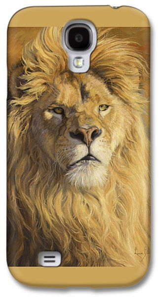 Fearless - Detail Galaxy S4 Case by Lucie Bilodeau
