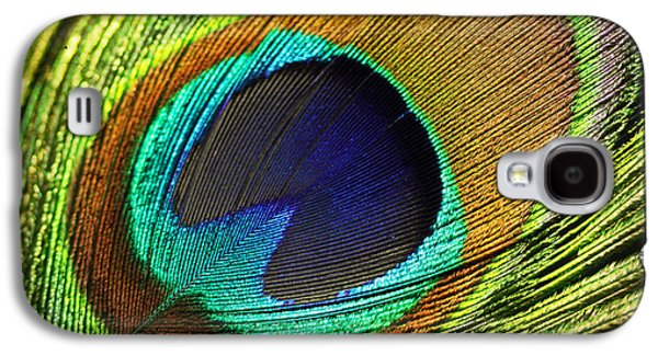 Feather Galaxy S4 Case by Mark Ashkenazi
