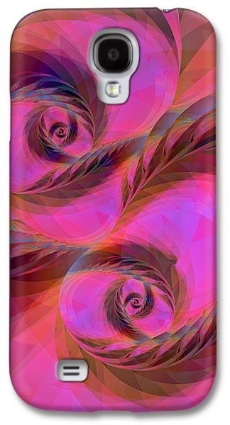 Feathers In The Wind Galaxy S4 Case