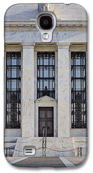 Federal Reserve Galaxy S4 Case by Susan Candelario